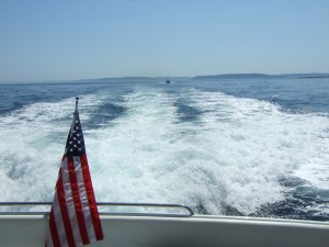 Scattering at Sea