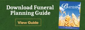 Download the Funeral Planning Guide at Barton Funeral in Seattle