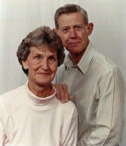 image of Marlene and Gene West