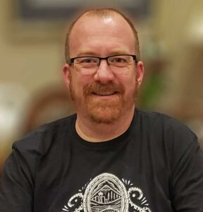 image of Dr. Kevin MacKenzie